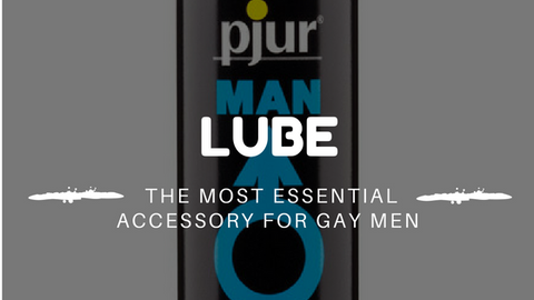 Anal Guy Lubricant Lube