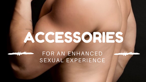 Accessories for gay men sex toys