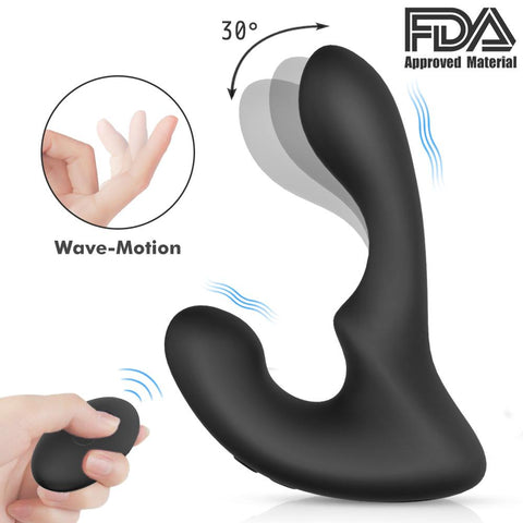 FDA Approved Remote Control Prostate Massager