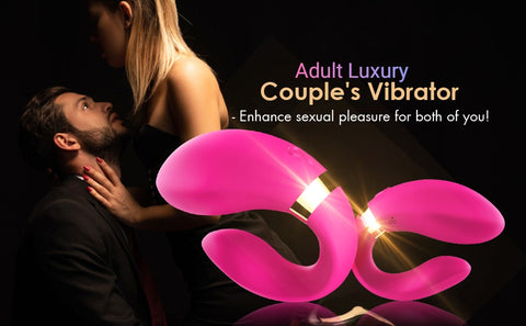 Undivided ™Couples Remote Control Vibrator adult luxury sex toys