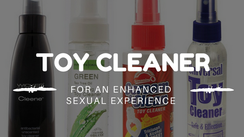 Toy Cleaner - cleanliness is godliness!