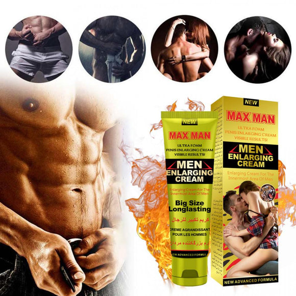 MAXMAN - Penis Enlargement Gel Adult Luxury
