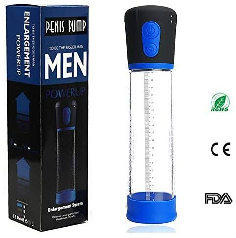 PowerUp Automatic Penis Pump Adult Luxury