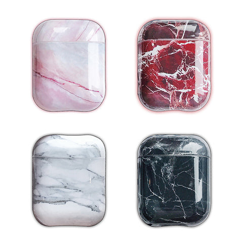 Stone Patterned Case for AirPods - Slick3d