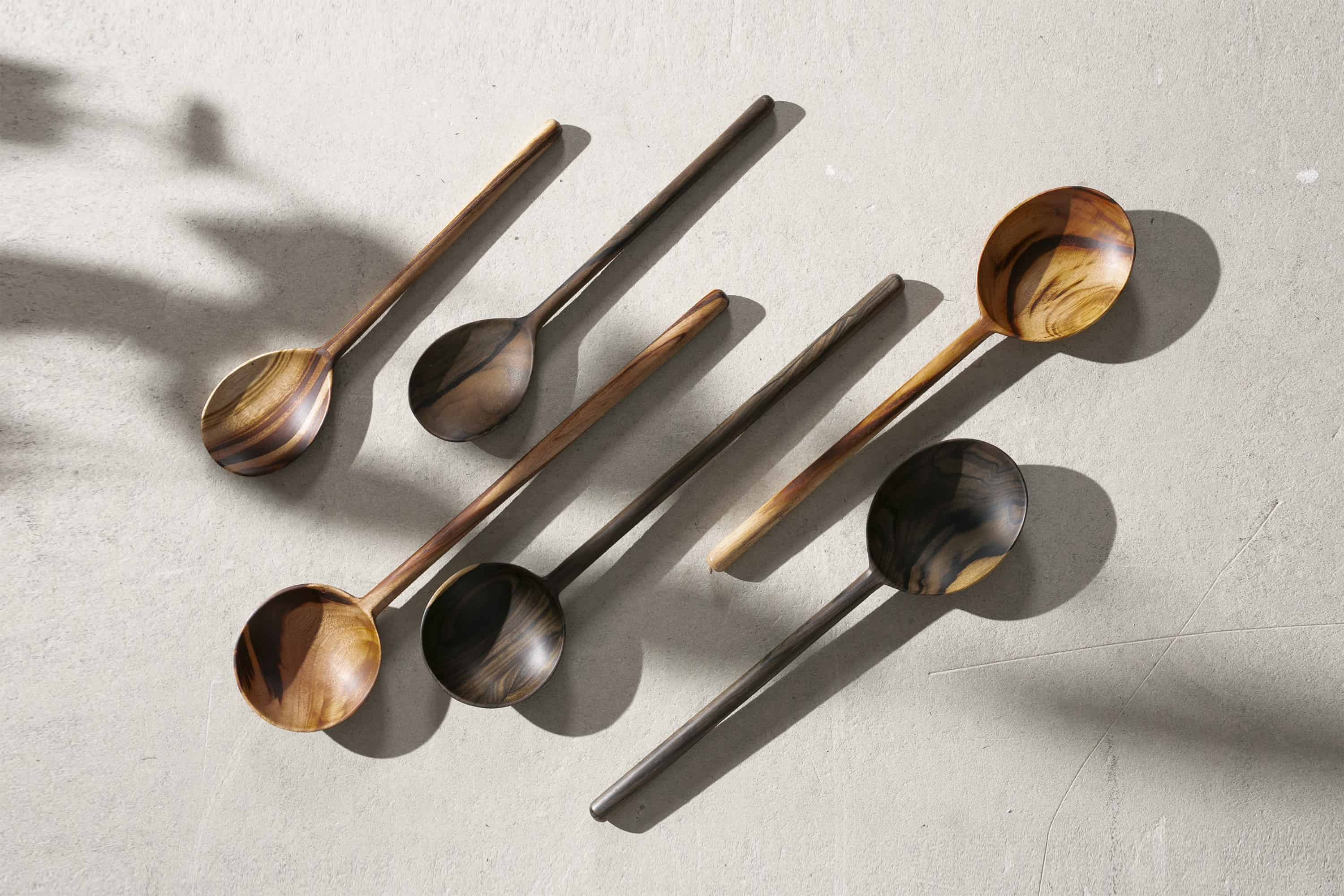 Wholesale wooden cooking utensils