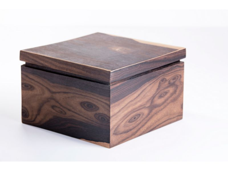 Keepsake Wood box