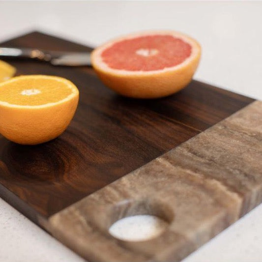Exotic Wood Serving Board