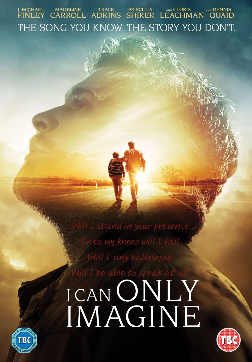 I can only imagine (DVD) -English only
