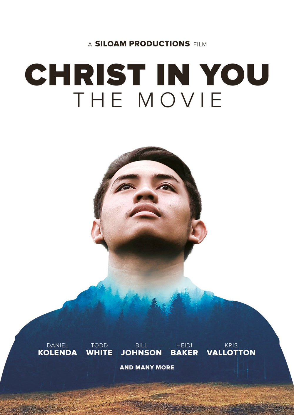 Christ In You - The Movie (DVD)