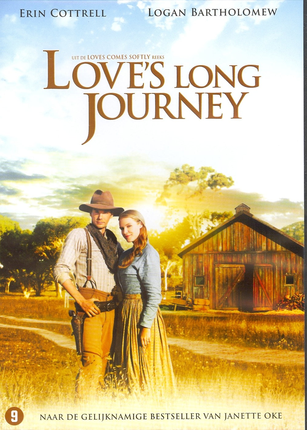 Love's long journey 3 (DVD)