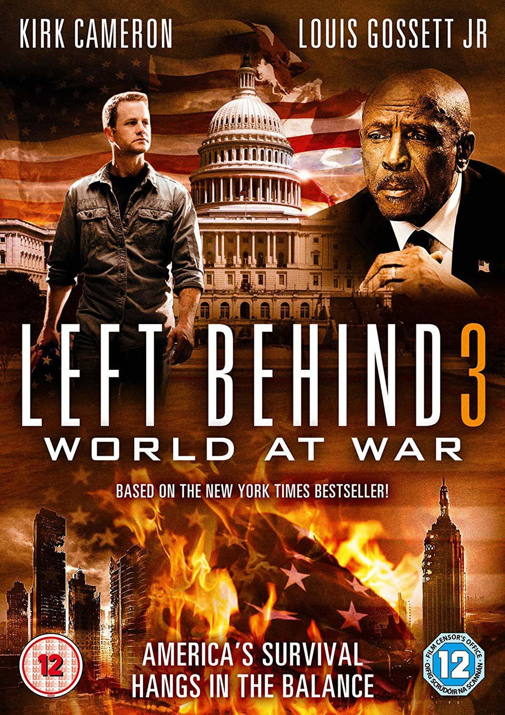 Left behind 3 (DVD)