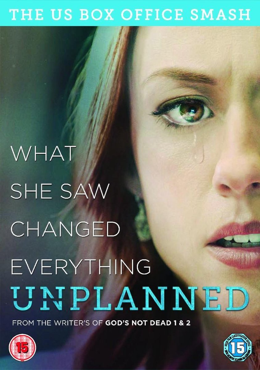 Unplanned (DVD) -English only