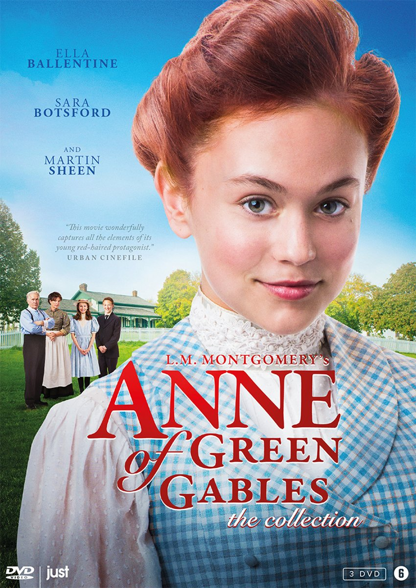 Anne of Green Gables (The Collection,DVD)