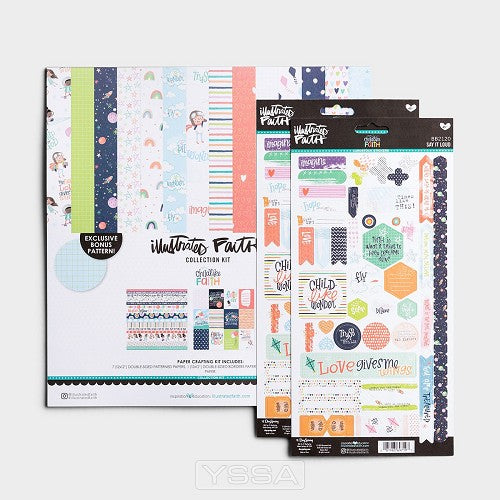 Childlike faith - Collection kit