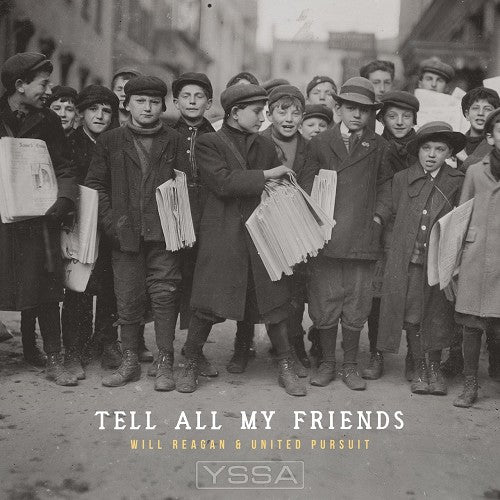 Tell All My Friends (CD)