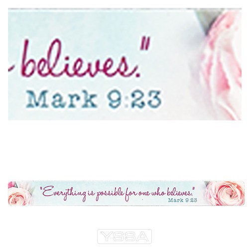 Everything is possible - Mark 9:23