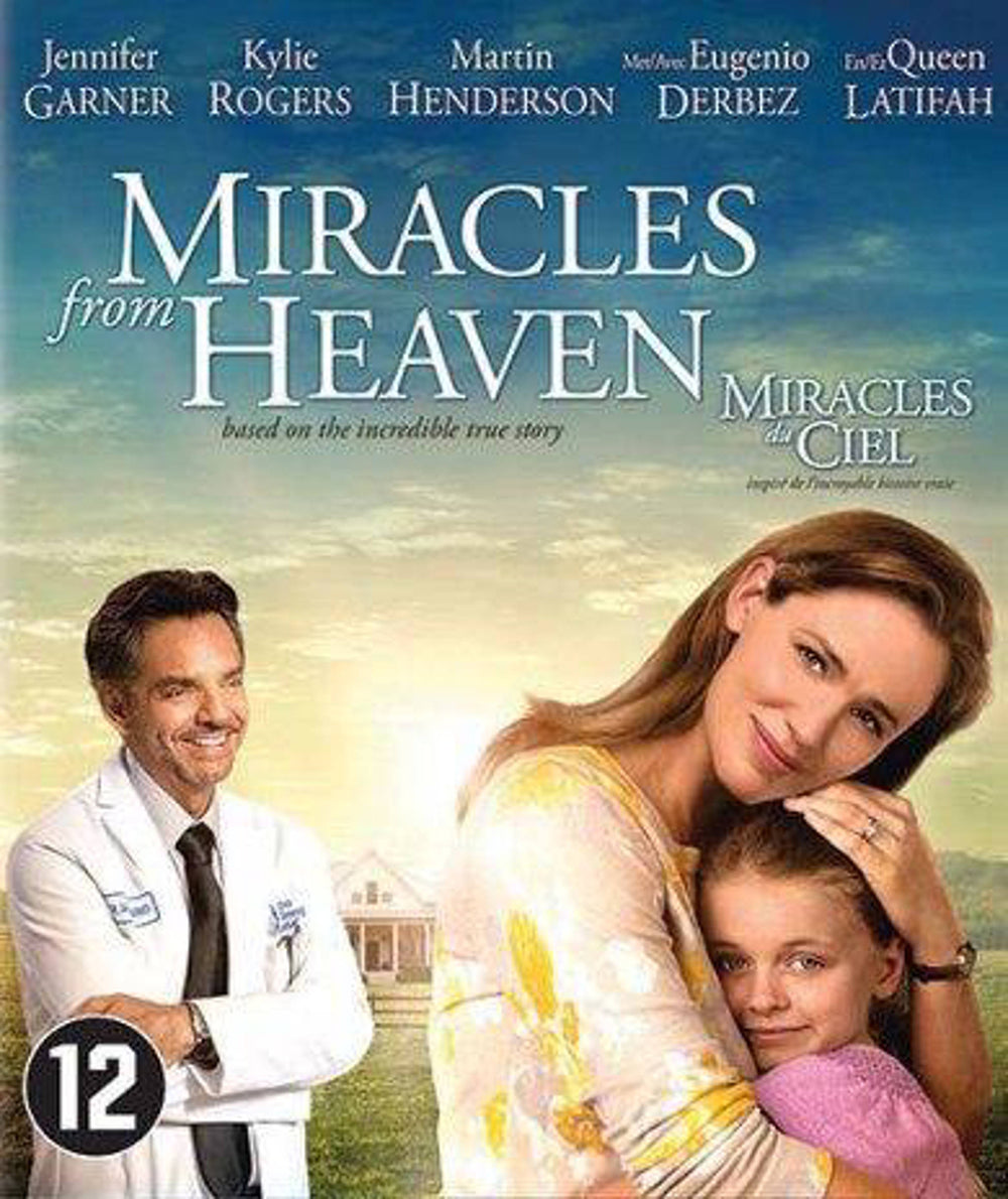 Miracles from heaven (Blu-Ray)
