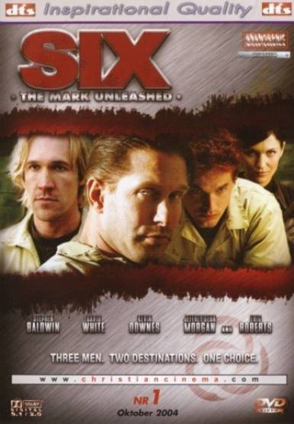 Six-the mark unleashed (DVD)