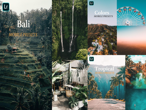 Lightroom Presets Mobile Bundle