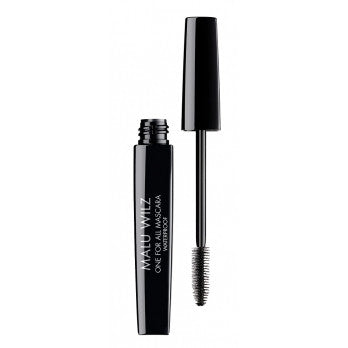 "MASCARA ONE FOR ALL HYDROFUGE En stockProduct code: MALU4324-1 Mascara ""Multi-talent"" pour volume, courbe et séparation."