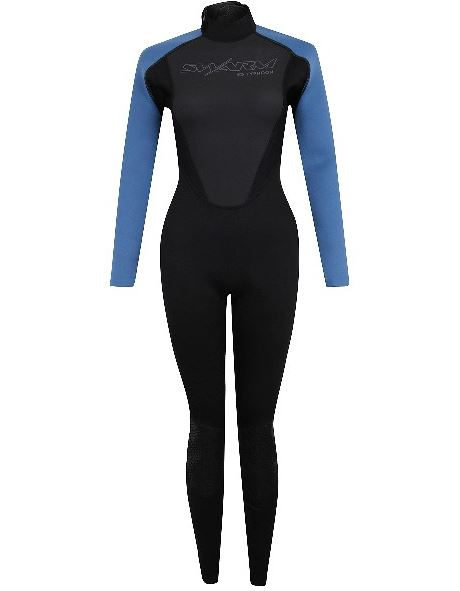 Typhoon Swarm3 Womens One Piece Wetsuit