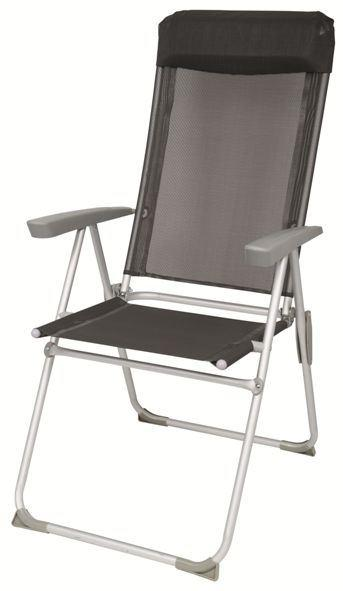 Camp 4 Tortuga Highback Chair (Anthracite)