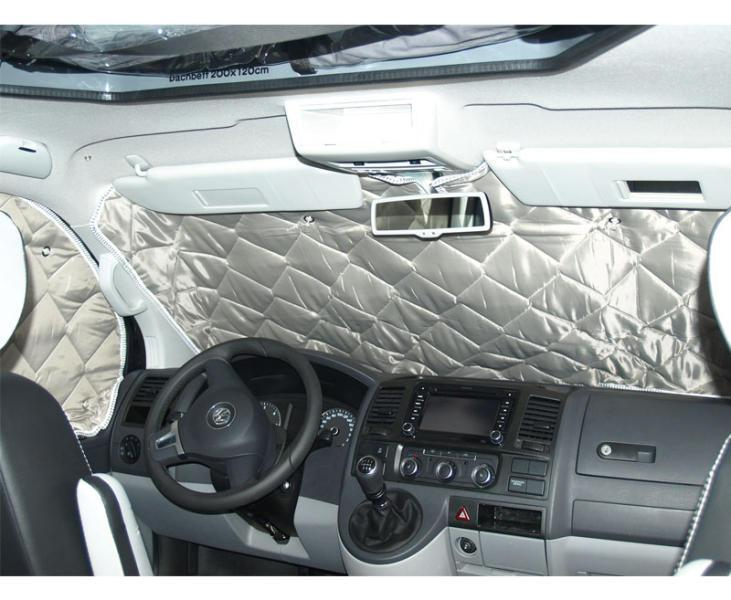 Interior Thermal Windscreen Blind For VW T5 Cab