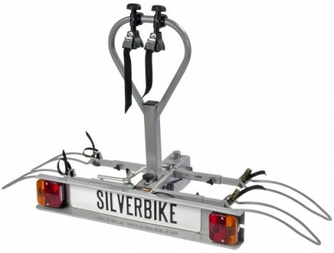 ProUser Silverbike Cycle Bike Carrier