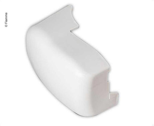 Fiamma Awning End Cap F45I White L