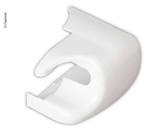 Fiamma Awning End Cap F45I White Right