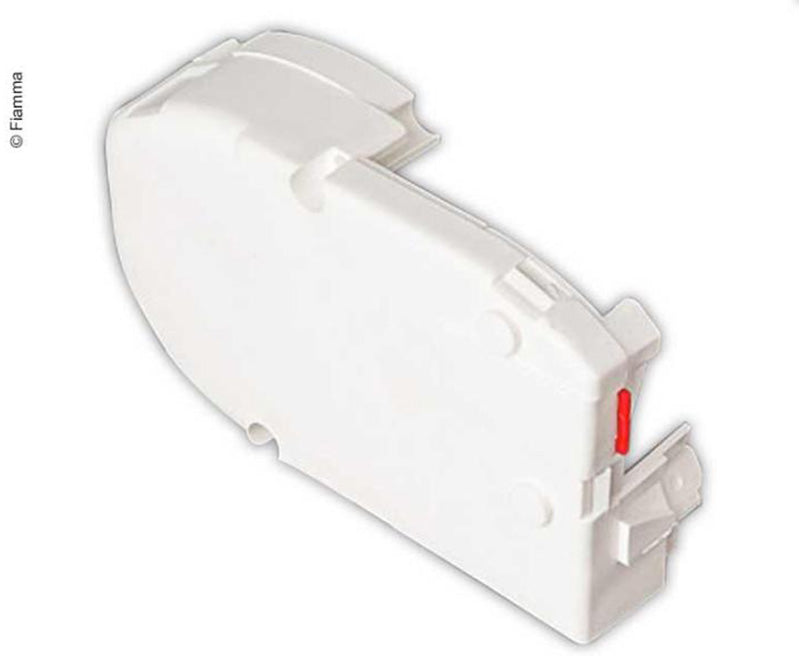 Fiamma Awning End Cap F45 Plus White Left