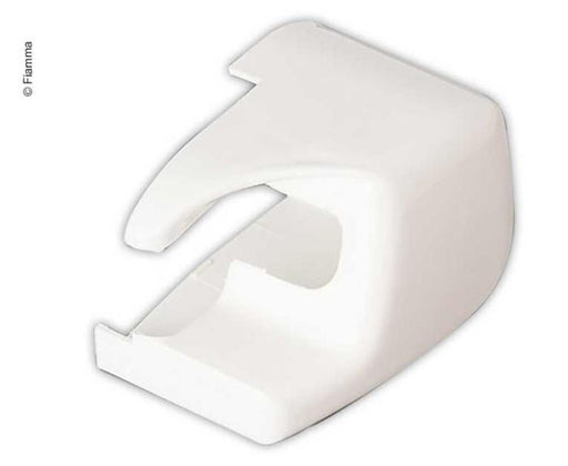 Fiamma Awning End Cap F45 Plus White Right