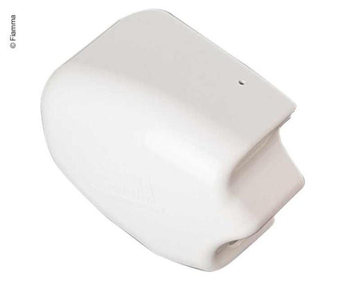 Fiamma Awning End Cap F65, Eagle White Left