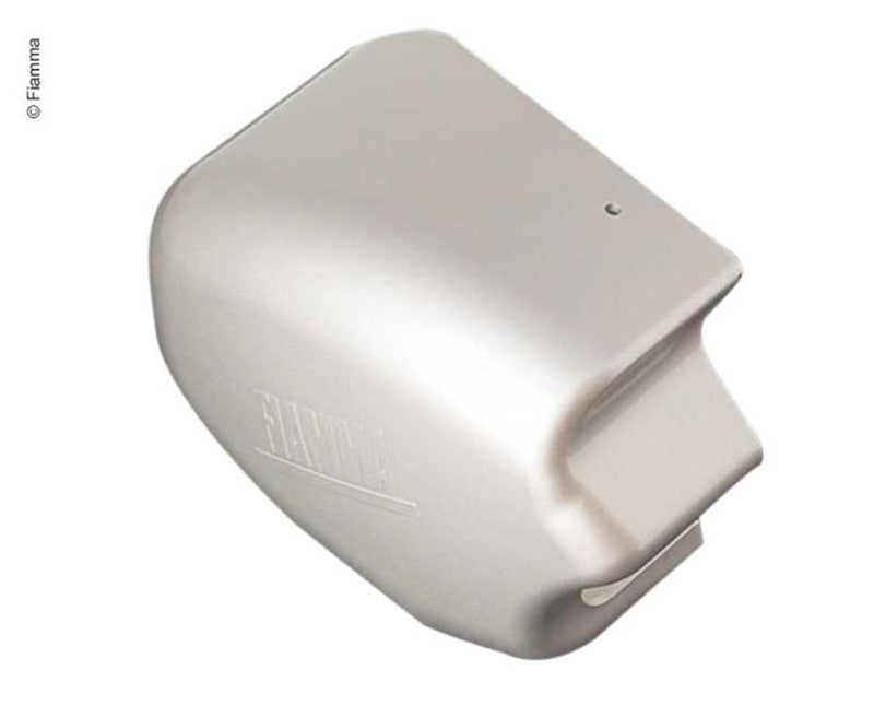Fiamma Awning End Cap F65, Eagle Silver Left