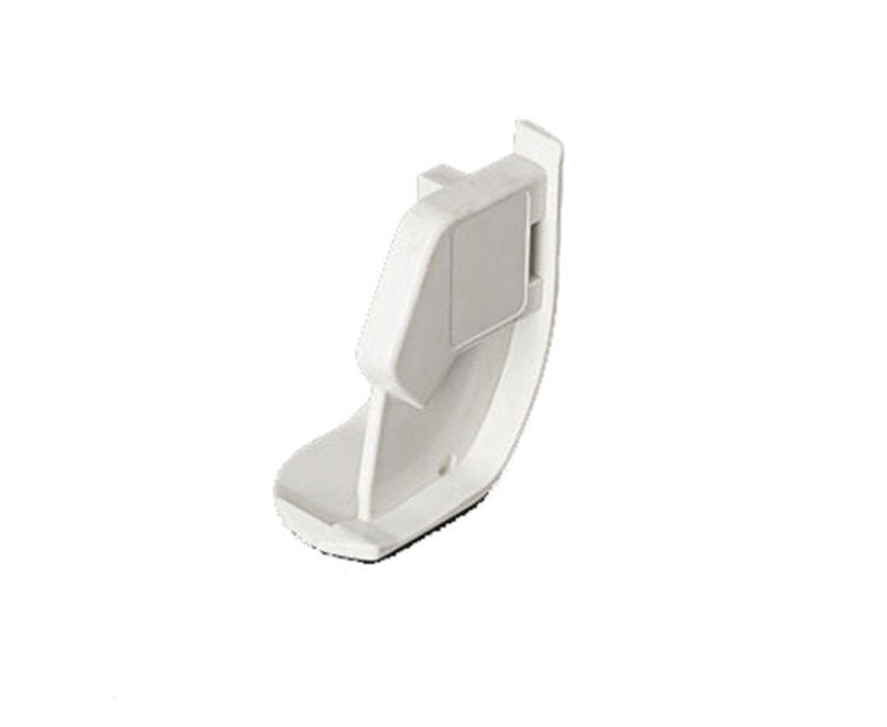 Fiamma End Cap Front F45I Left - White