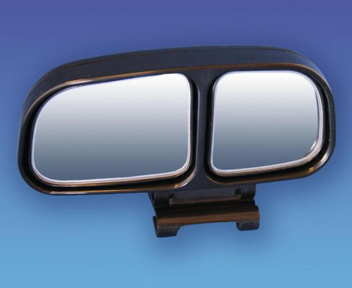 Hercules Double Angle Mirror For Car