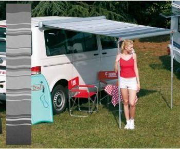 Fiamma Awning F45S 300 Royal Grey - Titanium Case