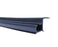 Universal Combination Gutter 290cm With Integrated Piping Rail