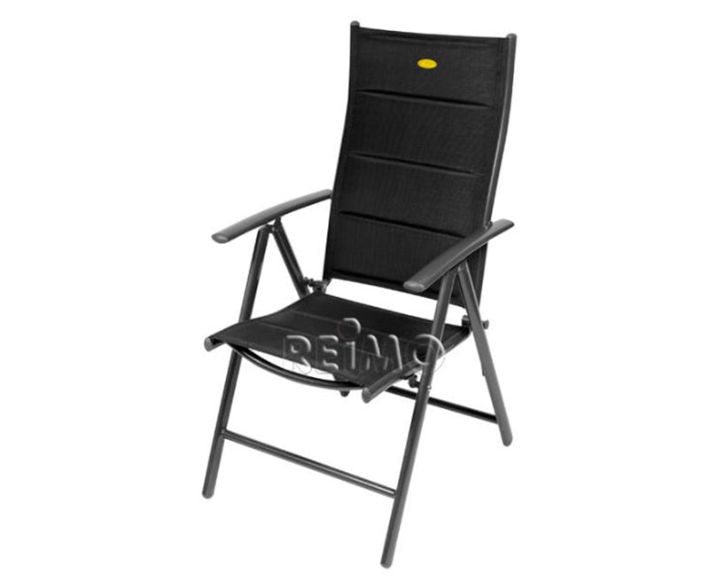 Iischa Mega Comfort Chair Black