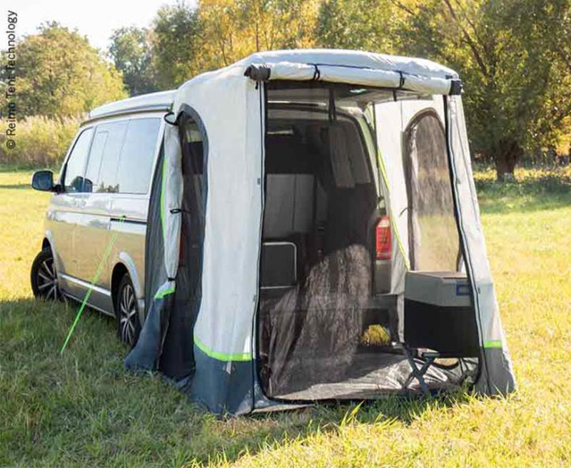 Rear Tail Tent Upgrade Premium for VW T5 + T6