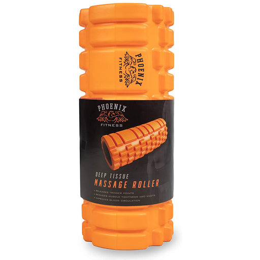 Phoenix Fitness EVA Foam Roller for Deep Tissue Massage