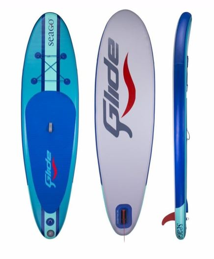 Seago Stand Up Paddleboard Glide 10ft 6""