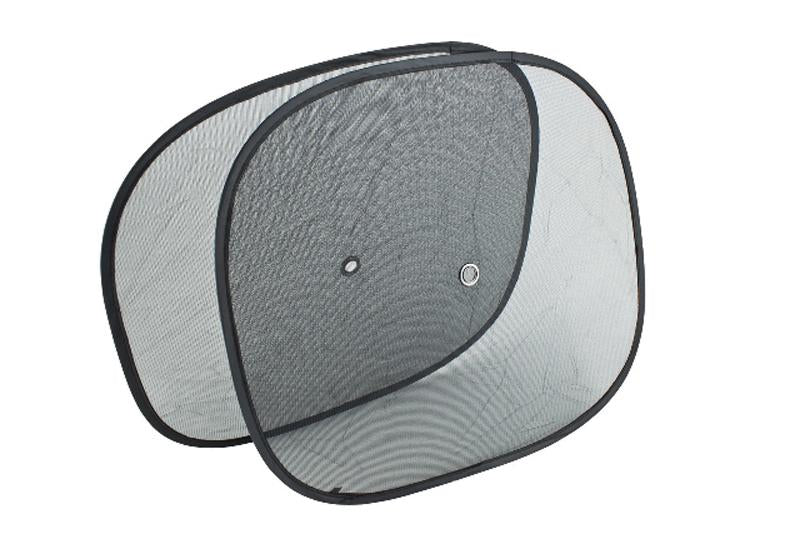 Brookstone Side Window Sun Shade With Suction Cups
