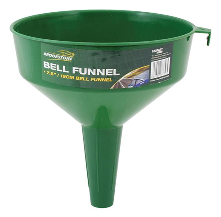 Brookstone 7.5 inch Bell Funnel with Wide Spout