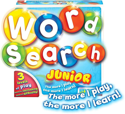 Goliath GL60055 Junior Word Search Educational Board Game