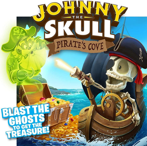Goliath Johnny The Skull Pirate's Cove Treasure Kids Game