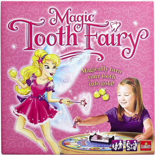Goliath Magic Tooth Fairy Fun Board Game Kids Gift