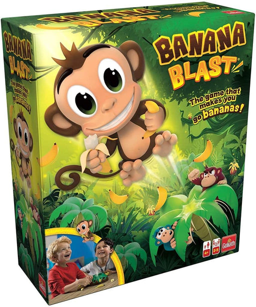 Goliath Kids Banana Blast Board Games