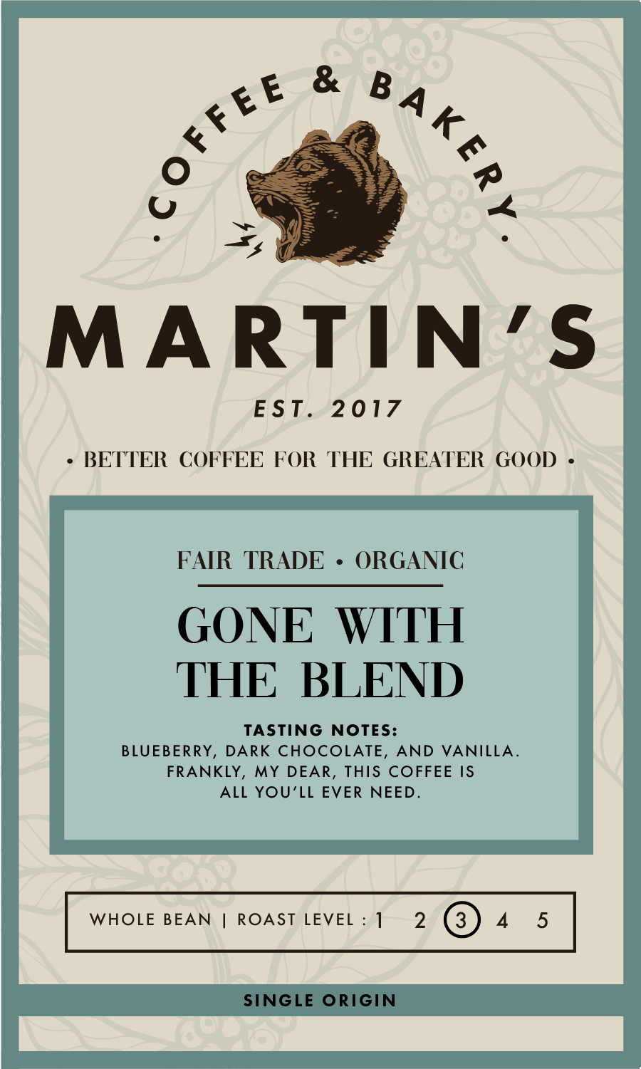 Gone With The Blend