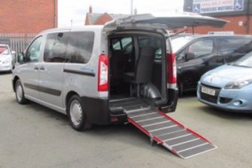 Wheelchair Accessible Vehicles – and how to find them..